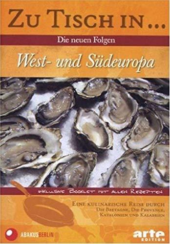 9783898481175: Zu Tisch in... West- und Südeuropa (Vol. 02) [Alemania] [DVD]