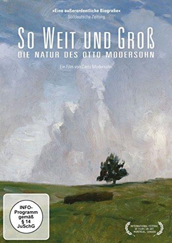 9783898484688: So weit und groß - Die Natur des Otto Modersohn [Alemania] [DVD]