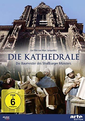 9783898484817: Die Kathedrale - Die Baumeister des Straßburger Münsters