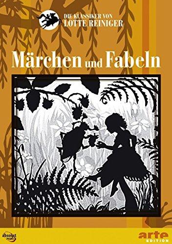 Die Klassiker von Lotte Reiniger : Vol. 2 / Märchen und Fabeln / Arte Edition - Silhouettenfilm