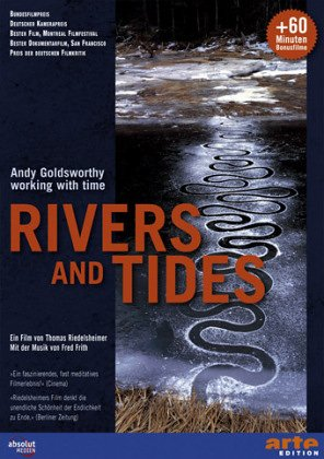 9783898488099: Rivers and Tides. DVD-Video: Andy Goldsworthy working with Time [Alemania]