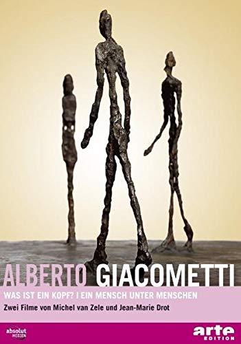 9783898488204: Alberto Giacometti, DVD