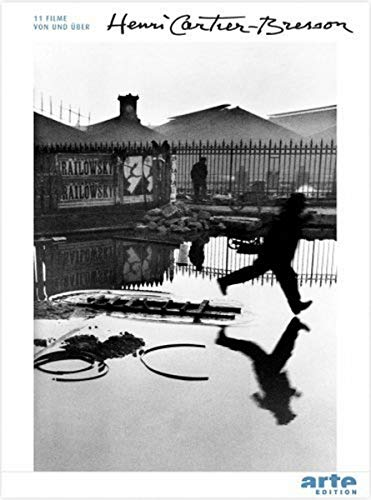 9783898489546: Henri Cartier-Bresson [Alemania] [DVD]