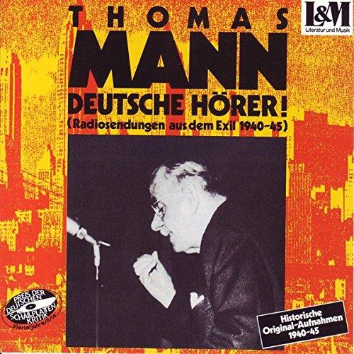 9783898496032: Deutsche Hörer! CD