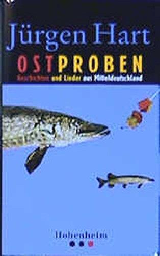 9783898500623: Ostproben: Geschichten und Lieder aus Mitteldeutschland