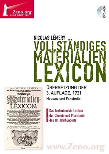 Materialien-Lexicon. F�r Windows Vista/XP/2000/NT/ME/98 und ab MacOS X ...