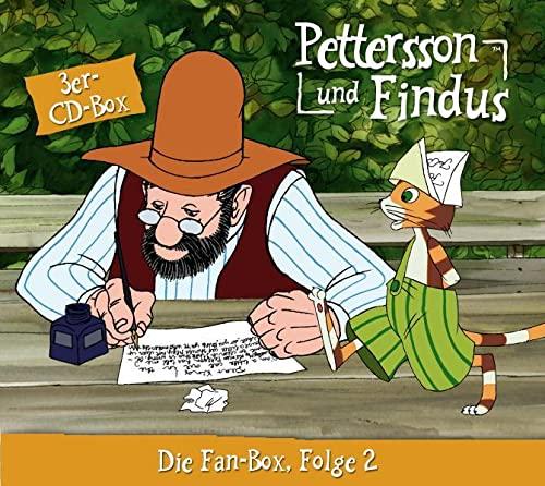 9783898554077: Pettersson und Findus. Die Fan-Box. Folge 2