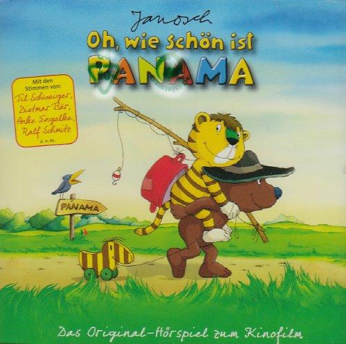 Oh, wie schön ist Panama, Das Original-Hörspiel zum Kinofilm, 1 Audio-CD: Anke Engelke, ...