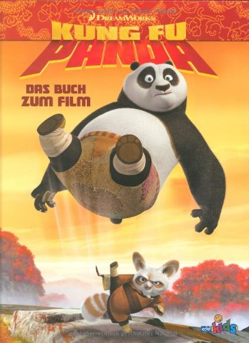 9783898557580: Kung Fu Panda: Das Buch zum Film