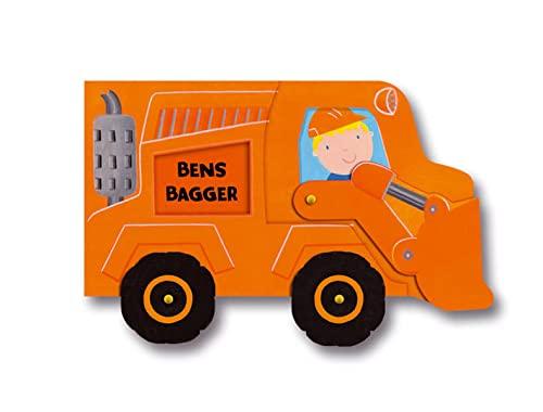 9783898557696: Minimaschinen. Bens Bagger