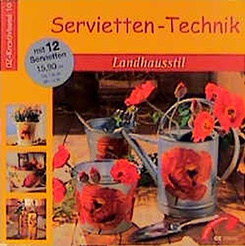 Servietten Technik Landhausstil: Landa Norbert (Hg.)