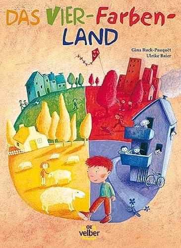 9783898580465: Das Vier-Farben-Land