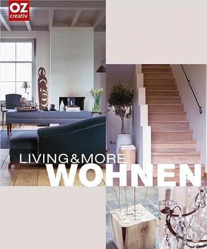 9783898580571: Living und More. Wohnen