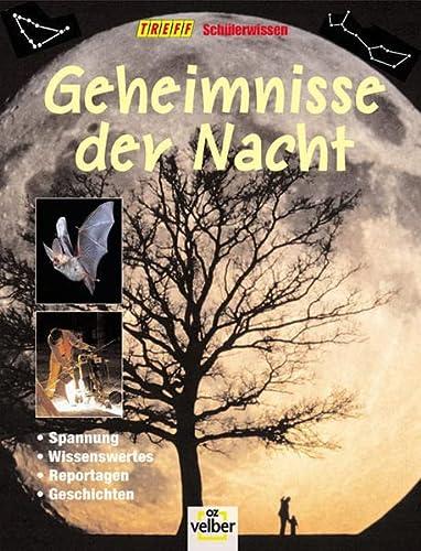 9783898580656: Geheimnisse der Nacht