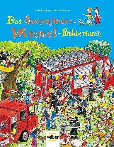 9783898582742: Das Sachenfinder-Wimmel-Bilderbuch