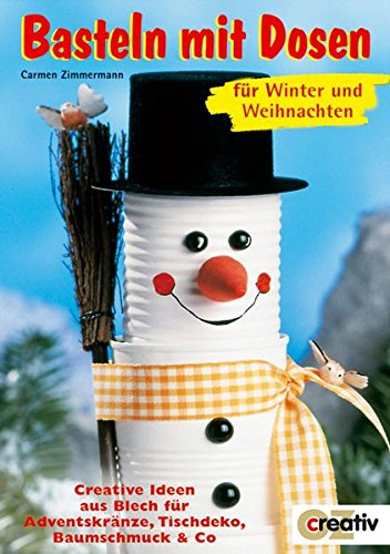 9783898586061 Basteln Mit Dosen Fur Winter Und Weihnachten