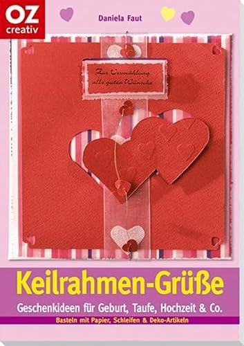 9783898587617: Keilrahmen-Grüße