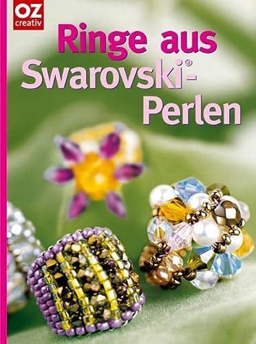 9783898587754: Ringe aus Swarovski-Perlen