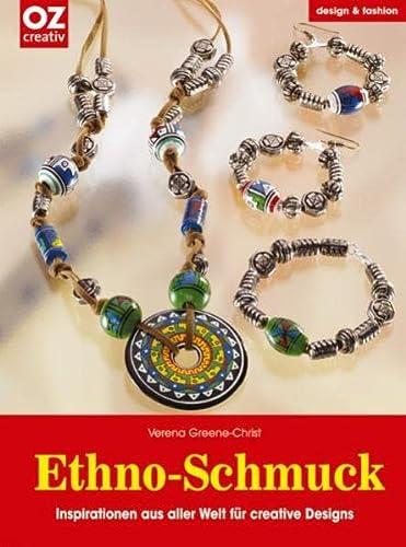 9783898588560: Ethno-Schmuck. Design & fashion: Inspirationen aus ...