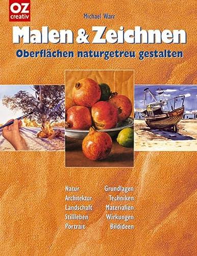 9783898588904: Malen & Zeichnen