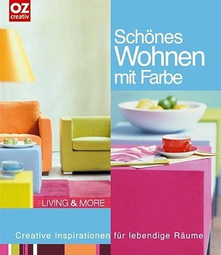 9783898589123: Sch+â-¦nes Wohnen mit Farbe