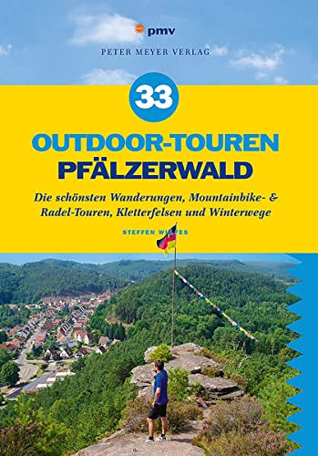 9783898593267: 33 Outdoor-Touren Pfälzerwald