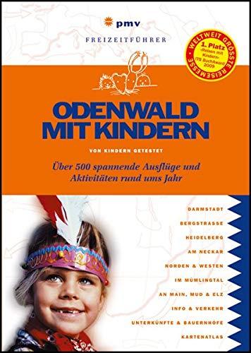 9783898594165: Odenwald mit Kindern
