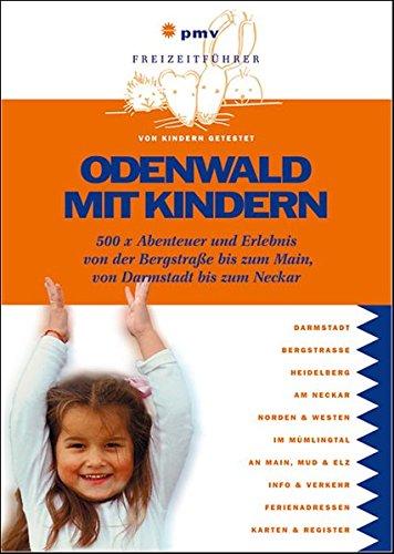 9783898594295: Odenwald mit Kindern
