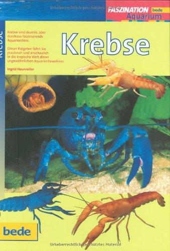 9783898601061: Faszination - Krebse