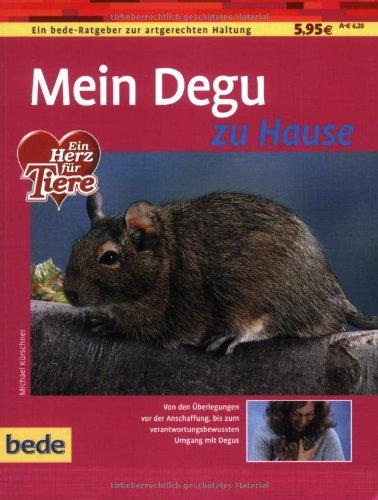 9783898601269: Mein Degu zu Hause