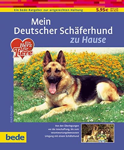 9783898601405: Deutscher Schäferhund, zu Hause
