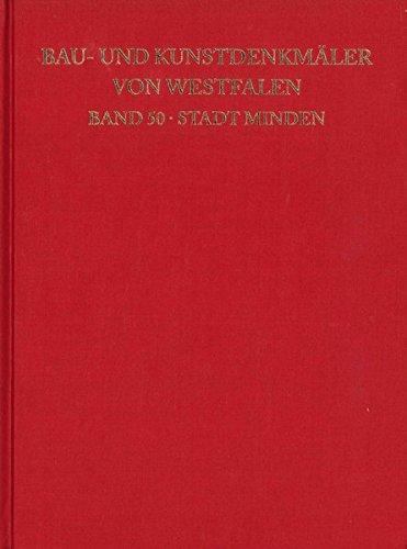 Festung und Denkmäler der Stadt Minden 50 Teil I.2 (Einzelband)