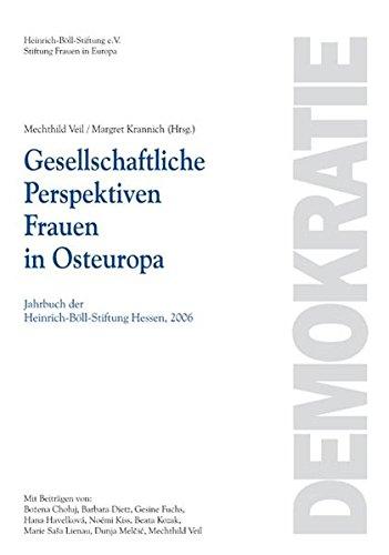 9783898617499: Gesellschaftl. Perspektiven/Frauen in Osteuropa