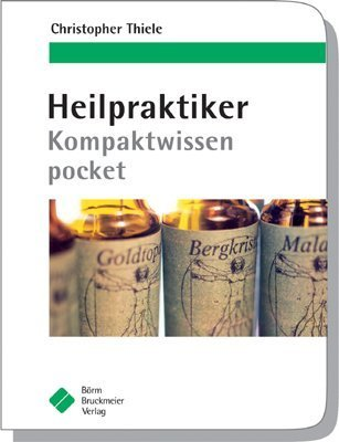 9783898622998: Heilpraktiker Kompaktwissen pocket