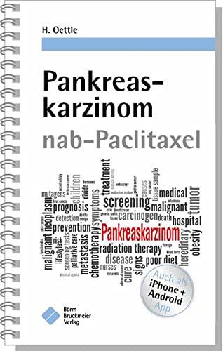 9783898627689: Pankreaskarzinom nab-Paclitaxel