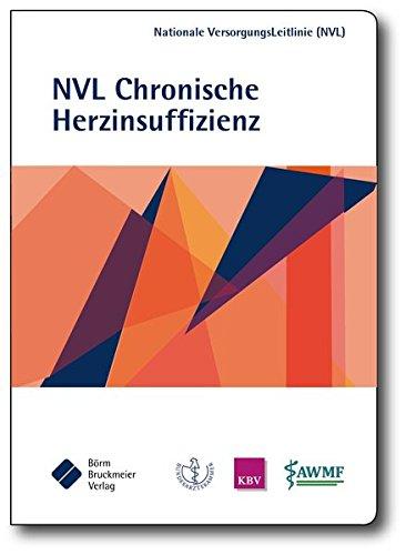 9783898629270: Nationale VersorgungsLeitlinie Chronische Herzinsuffizienz: Kurzfassung