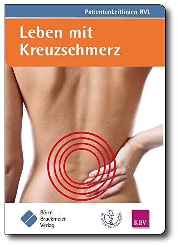 9783898629331: Leben mit Kreuzschmerz: (zur Nationalen VersorgungsLeitlinie Kreuzschmerz)