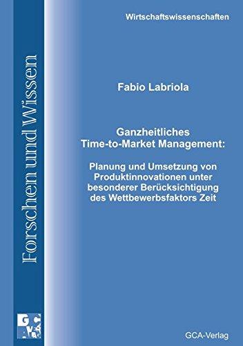Ganzheitliches Time-to-Market Management: Fabio Labriola