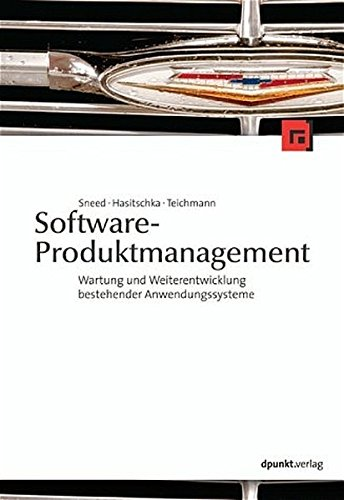 Software-Produktmanagement: Harry M. Sneed