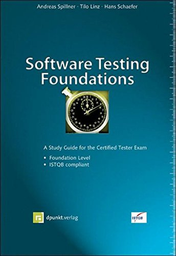 9783898643634: Software Testing Foundations: A Study Guide for the Certified Tester Exam