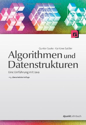 9783898643856: Algorithmen und Datenstrukturen: Eine Einführung mit Java