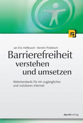 Barrierefreiheit verstehen und umsetzen: Jan Eric Hellbusch