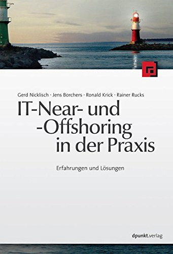 9783898645331: IT-Near- und -Offshoring in der Praxis: Erfahrungen und L�sungen