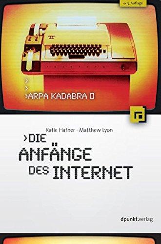 9783898645515: Die Anfänge des Internet