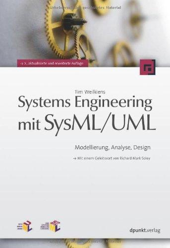 9783898645775: Systems Engineering mit SysML/UML