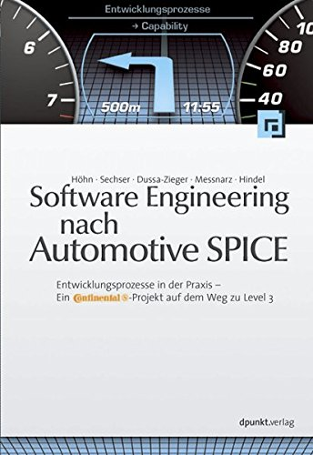 9783898645782: Software Engineering nach Automotive SPICE