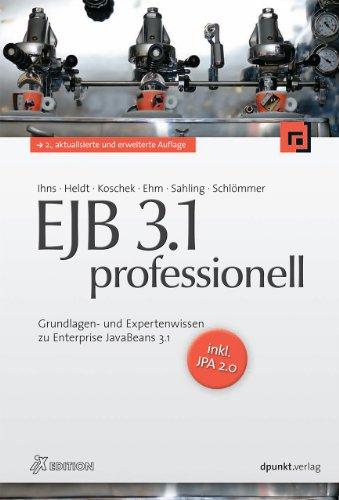 9783898646123: EJB 3.1 professionell