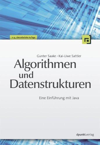 9783898646635: Algorithmen und Datenstrukturen: Eine Einf�hrung mit Java