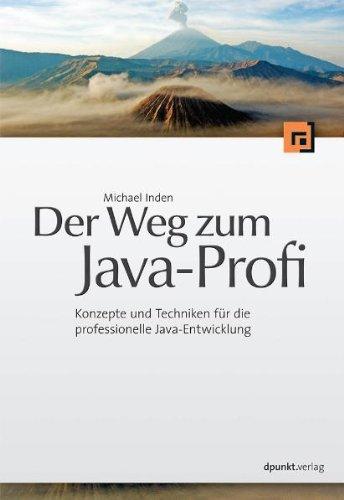 9783898646680: Der Weg zum Java-Profi