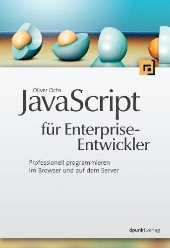 9783898647281: JavaScript für Enterprise-Entwickler